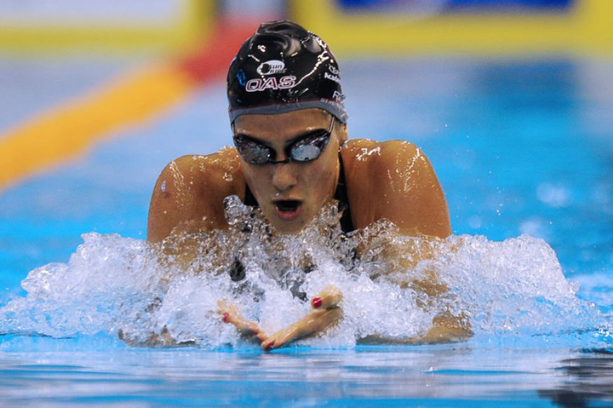 Olympic nominations, India must win games like swimming, says Champ Stephanie Rice