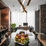 Modern Apartment with style & # 39; Industrial Style Style & # 39; for youth entrepreneurship