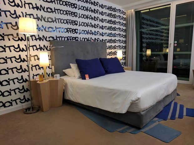 HotelTonight Review: Room Mate Aitana in Amsterdam (cold & simple construction)