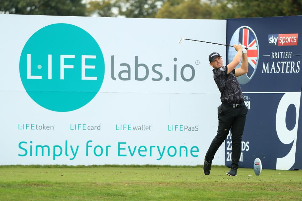LIFElabs joined Sky Sports as a sponsor of the Masters of British Masters.