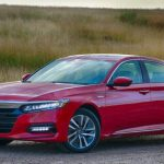 2018 Honda Accord Hybrid Touring, A Stylish Midsize sedan with a simple Mom