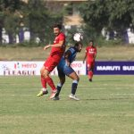 I-League: Defending the Champions League Minerva Punjab with points with Churchill Brothers