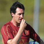 Unai Emery is undergoing a medical at Liverpool
