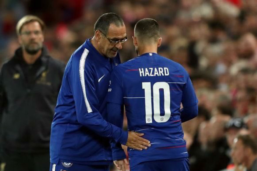 Eden Hazard expected to return to action for Crystal Palace