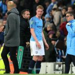 Pep Guardiola: Beckham will be out for up to three weeks