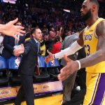 LeBron James brings the Triple-double in the LA Lakers League Two League