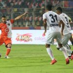 FC Goa Beat FC Pune City tops the Premier League title with ISL