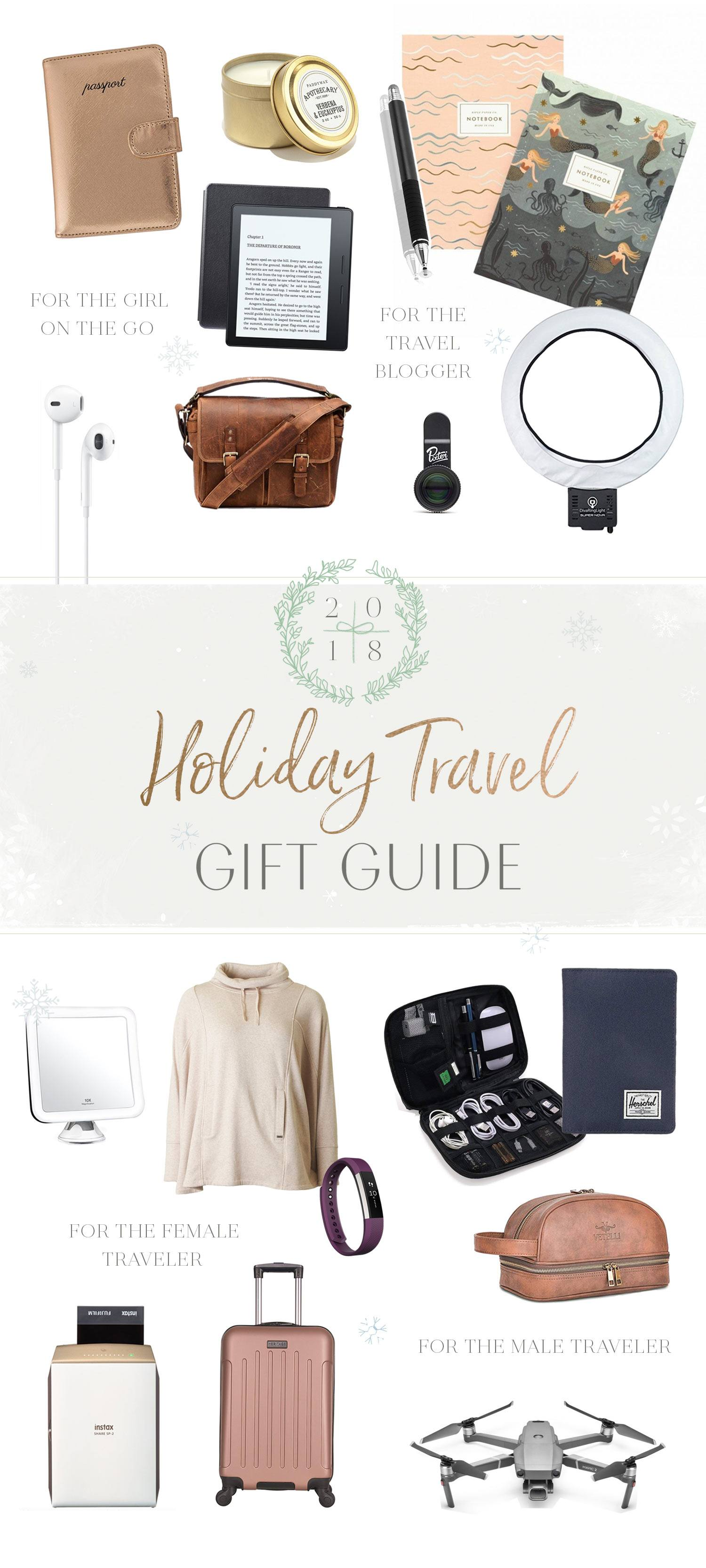 The guidelines for the Gift Travel Gift