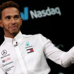 Lewis Hamilton Sports Director of Mexico