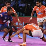 Pro Kabaddi League: Punari Paltan beat Kadang Delhi 31-26