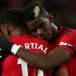 Paul Pogba, Anthony Martial, won the Manchester United game at Everton