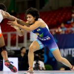 Lights Up Day in India at the World Cup Qualifier with Bronze Medal