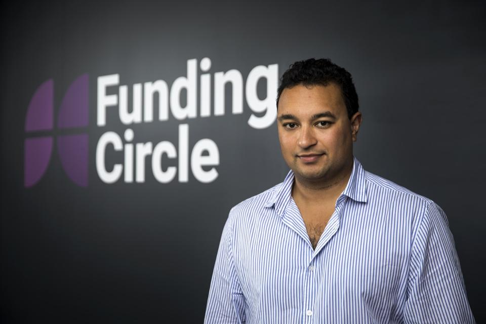 Funding Regions of the Regions and Manager Samir Desai.