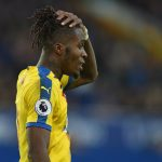 Wilfried Zaha displays racist chant after Arsenal ban