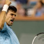 Djokovic Beats Sousa looks directly to Paris Masters