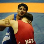 Greco Roman Wrestlers from World Cups Tame Defeat