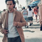Milo Ventimiglia is located on the top of the journey and why it came to the shore