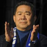Vichai Srivaddhanaprabha, Leicester City Team Owner, 5 Helicopter Crash