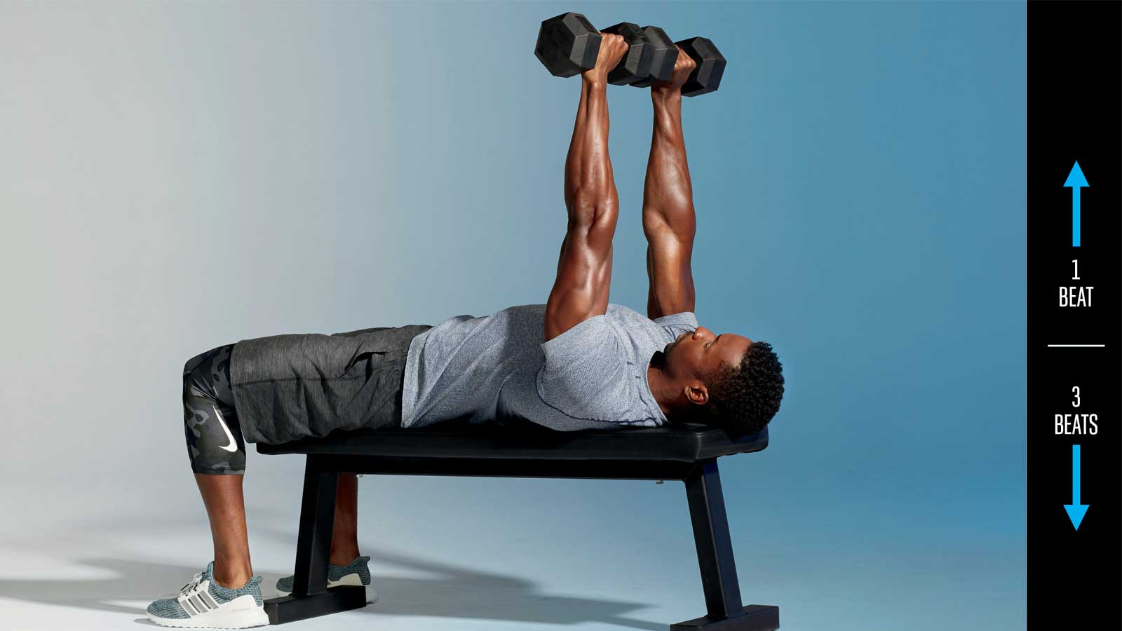 Chest Press sign