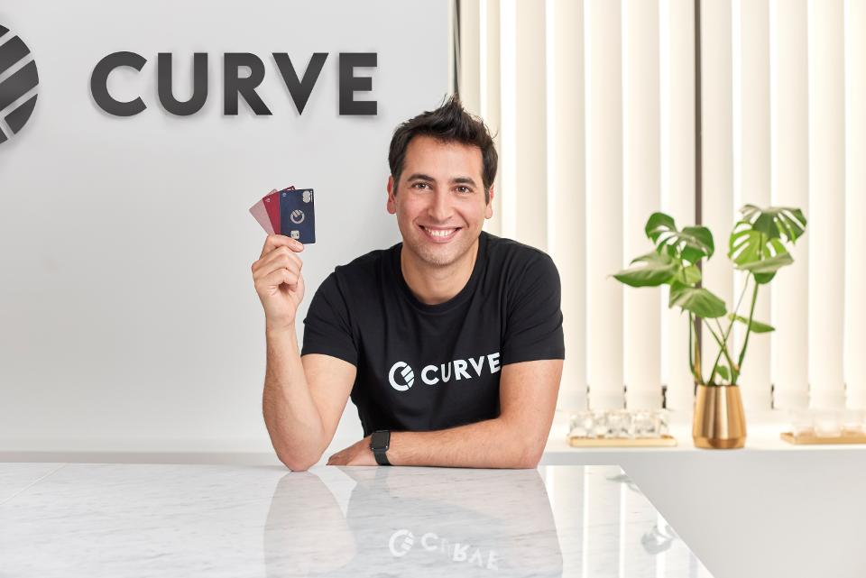 Curve manager and founder Shachar Bialick.