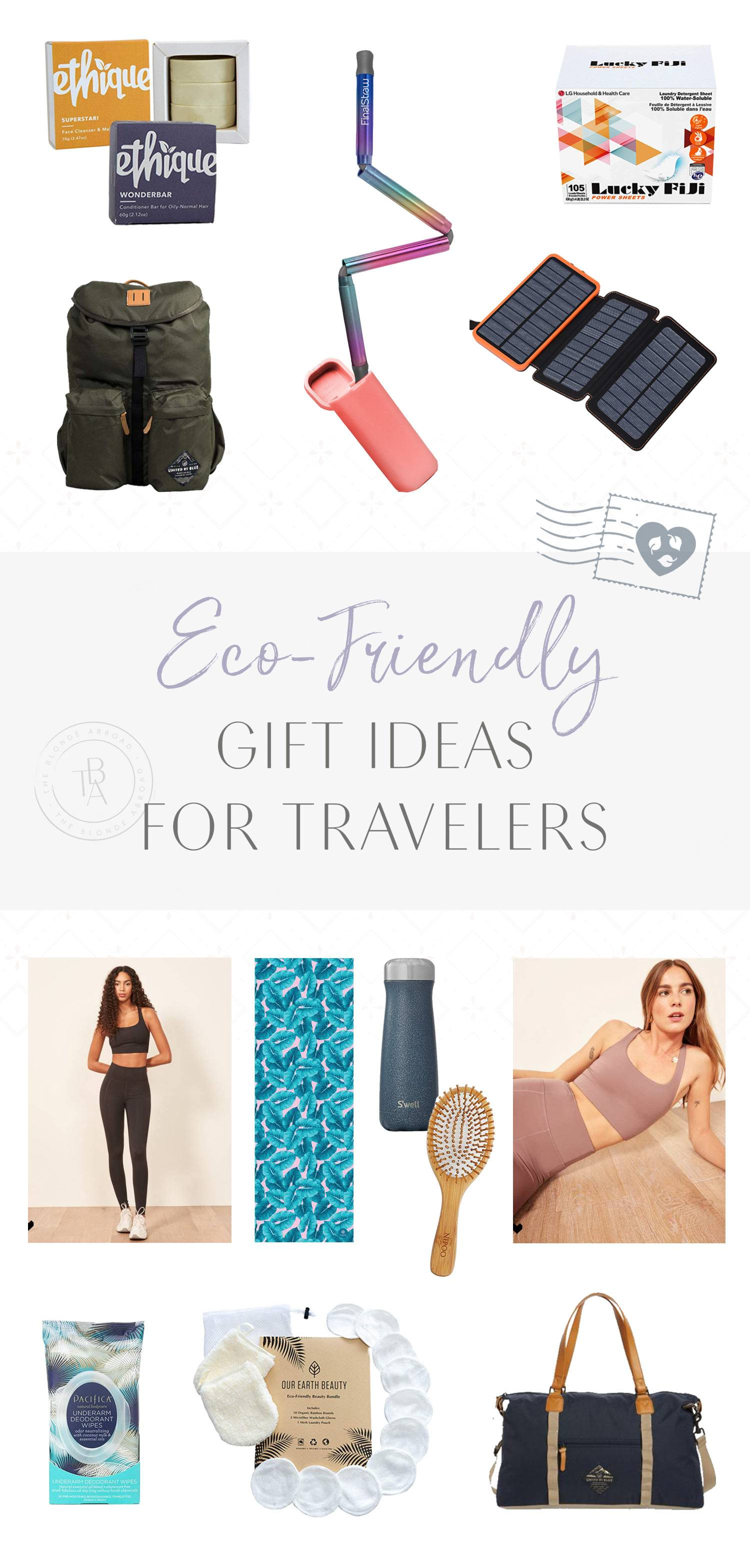 Eco-Friendly Gift for Travelers