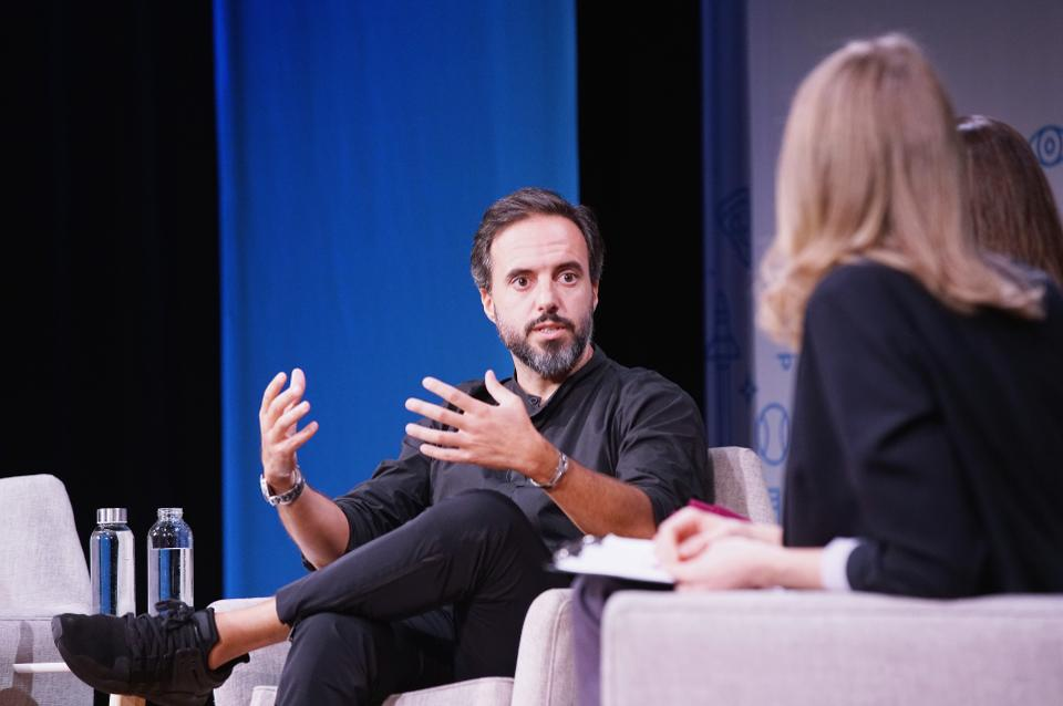 Farfetch founder José Neves is one of 30 leaders calling for action against Europe.