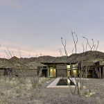 San Cayetano Mountain Residence provides a Rock Stone Stone Paul Weiner and DesignBuild Collaborative