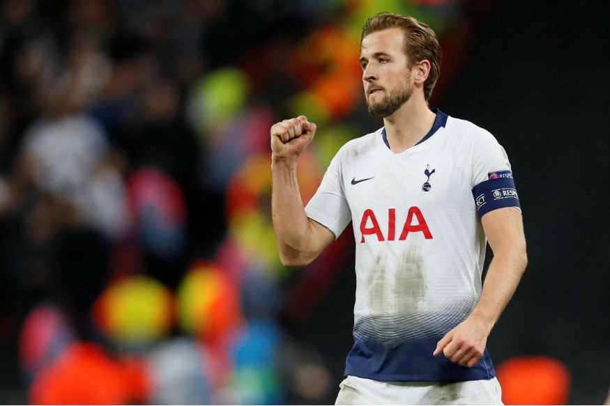 Kane balance is Tottenham's Title Hunt in Cardiff Rout
