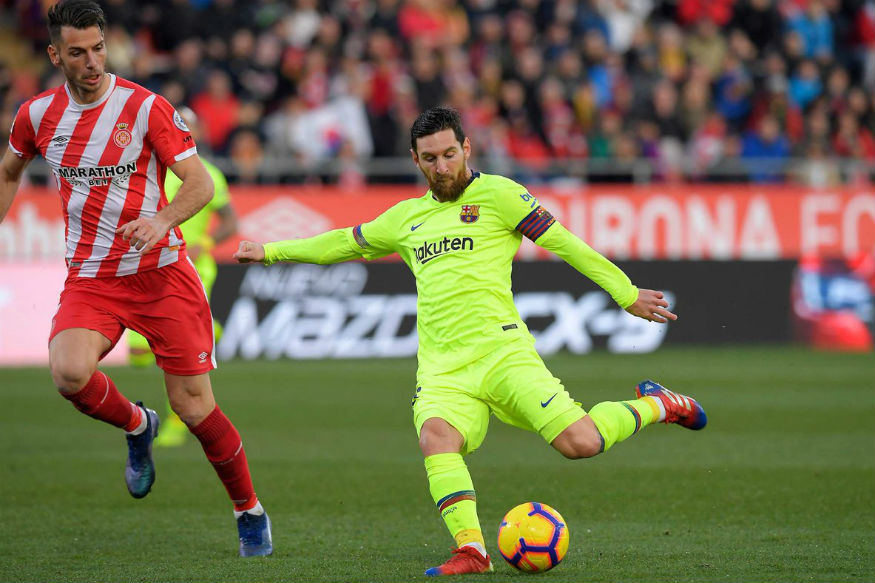 Lionel Messi: Barcelona want to join Barcelona
