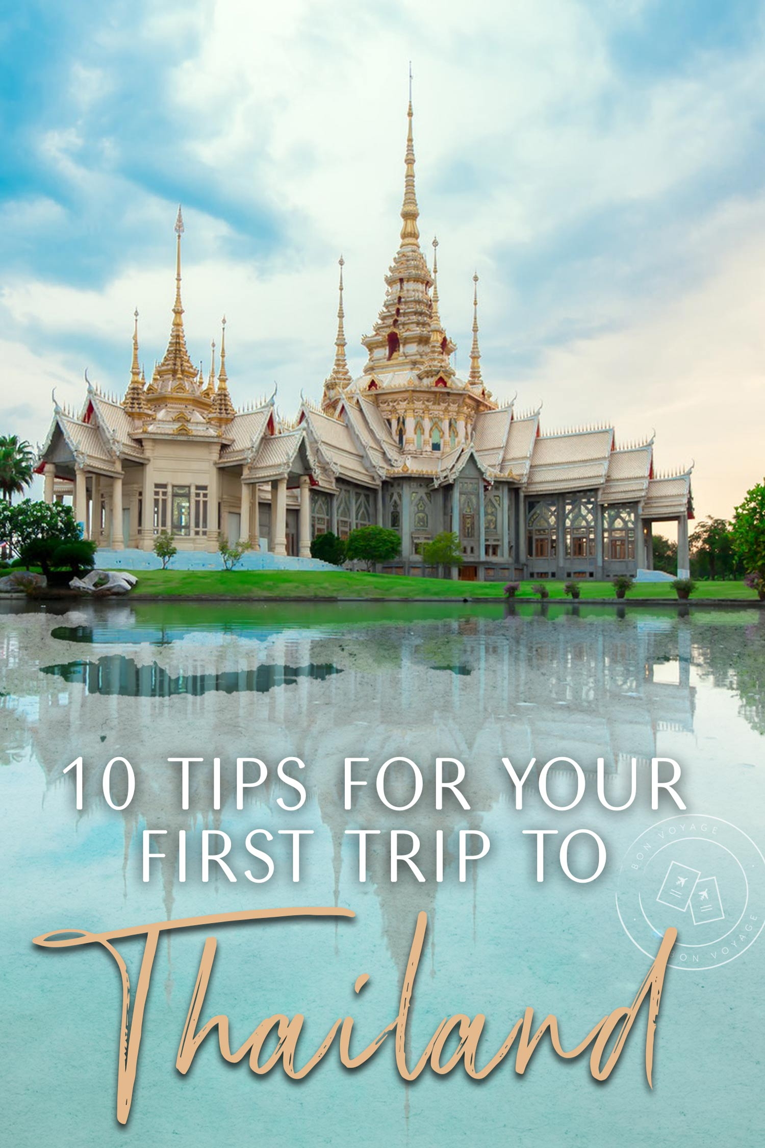 10 tips for your first trip to Thailand