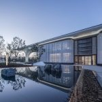 Tangshan's Blue Bay Town Experience Life Hall was made in China by GOA