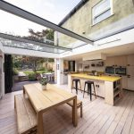 Studio 30 Architects replaces Victorian homes as a new home called Coach House