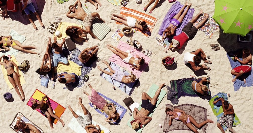 We asked psychologists how high the SPF is this summer