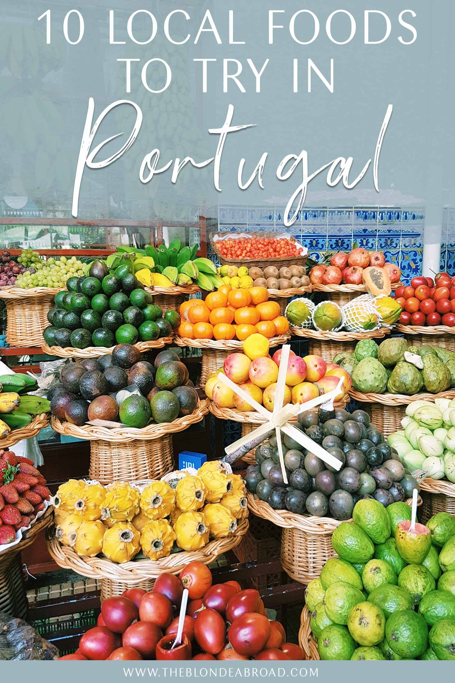 Local cuisine to try Portuguese