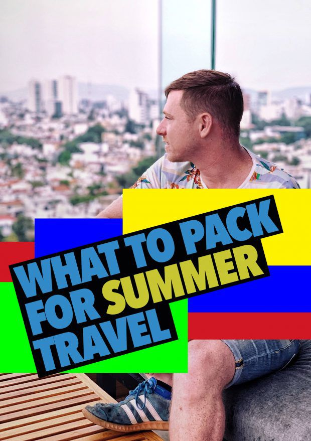 Packaged for summer travel
