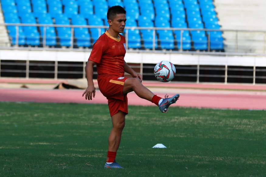 Sunil Chhetri Is Dangerous & # 39; Have No High-Structures During Its Growing Days