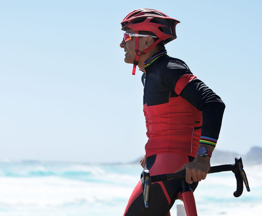 Breaking the Supero Ocean IRONMAN