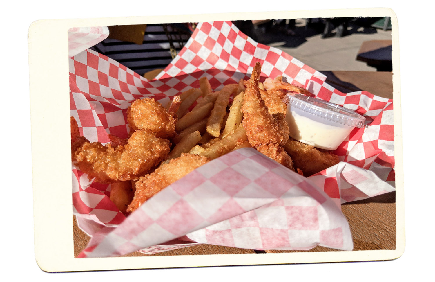 fish and fry