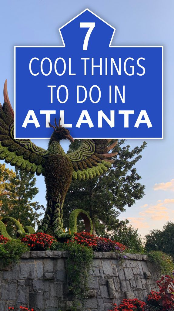 Atlanta - 7 cool things to do in Atlanta for a trip to Hipster