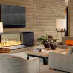 Angular Rammed Earth Home was created by Kendle Design Collaborative in the beautiful mountain valley