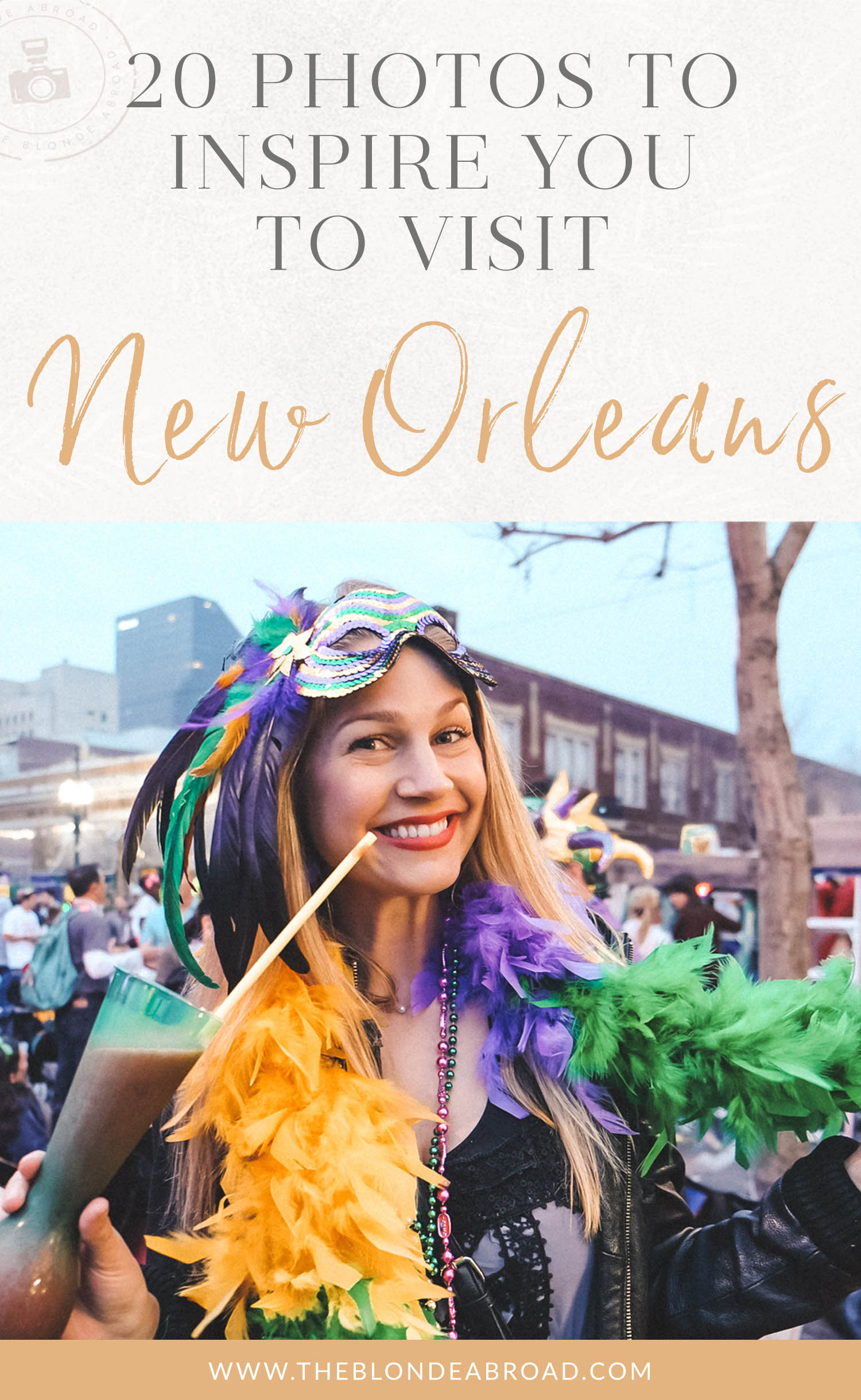 20 photos encourage you to visit new orleans