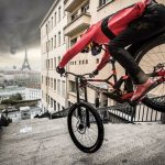 An Epic Urban MTB Freeride Through France With Fabio Wibmer
