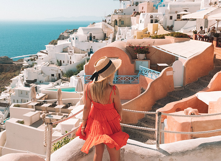 Tips on Greek Travel on a Budget • Blonde overseas