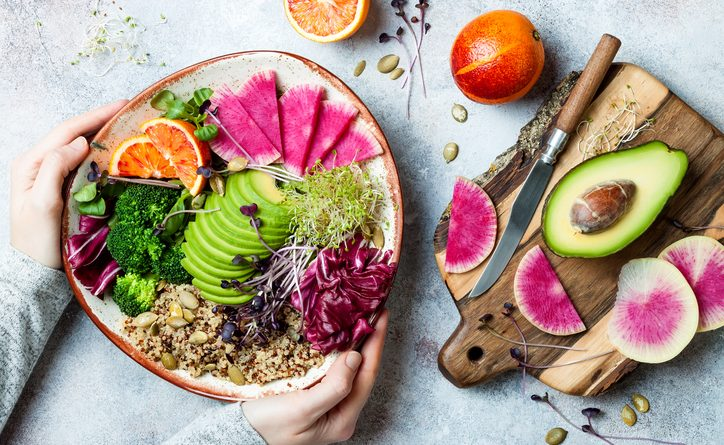 With a little planning, vegan foods can be a healthy choice – Harvard Health Blog