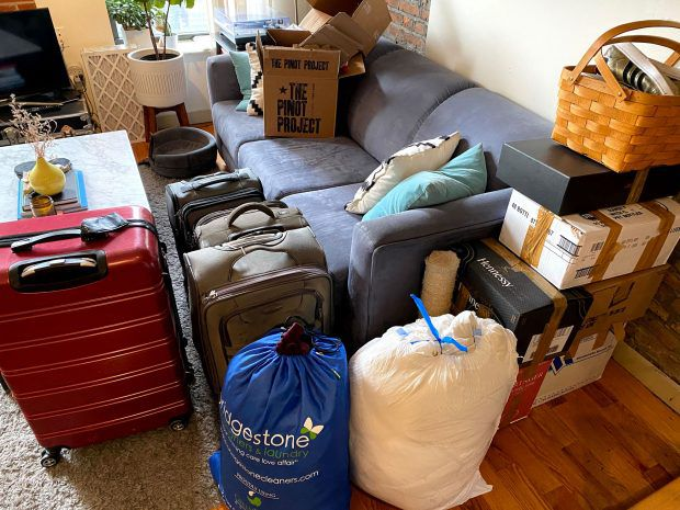 preparing to move to a new city