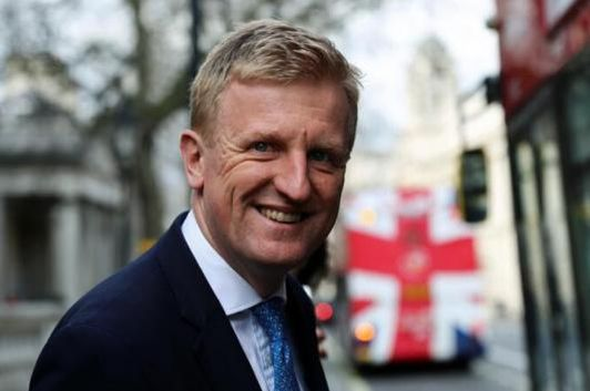 Culture Secretary Oliver Dowden (Photo Credit: Reuters)