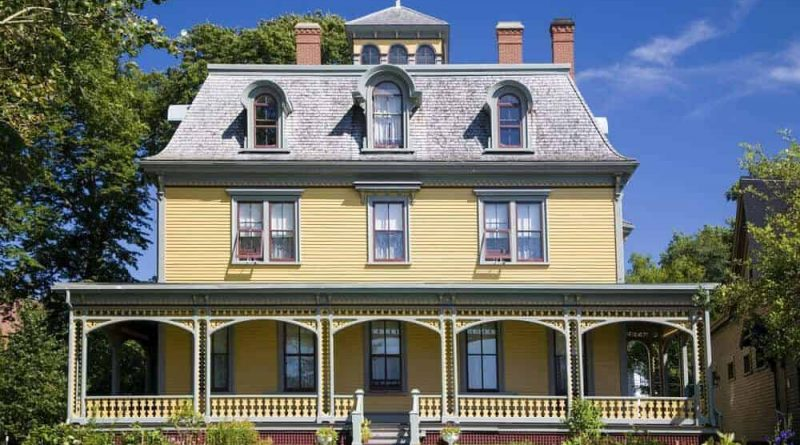 How To Update Your Old Home By Preserving Its History