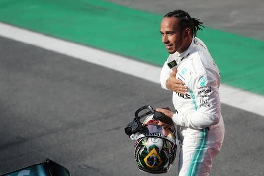 Lewis Hamilton. (Photo Credit: Reuters)